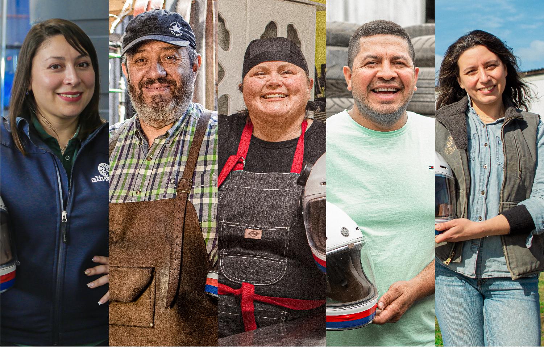 Más de 14 mil emprendedores de todo Chile postularon...